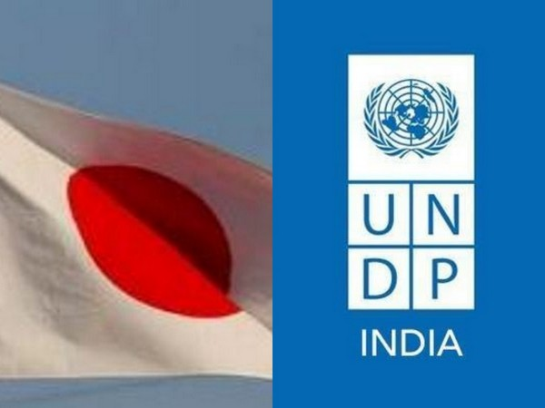 Japan and UNDP India (Source: Twitter)