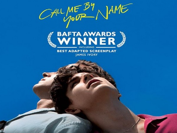 Poster of the film 'Call Me By Your Name' (Image Source: Instagram)