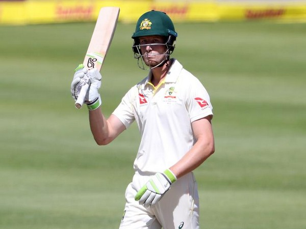 Australian batsman Cameron Bancroft