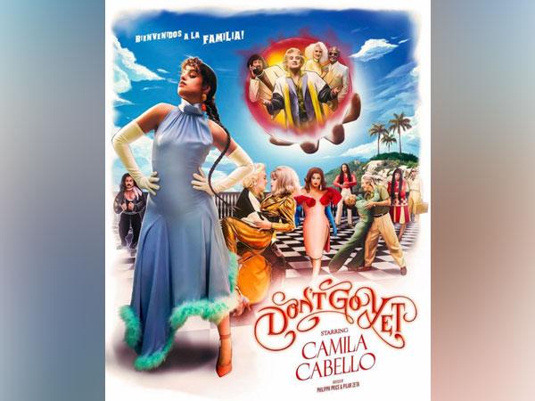 Camila Cabello's new single 'Don't Go Yet' (Image source: Instagram)