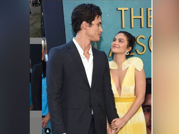 Charles Melton and Camila Mendes (Image courtesy: Instagram)urtesy;s