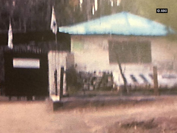 Jaish-e-Mohammad camp in Balakot