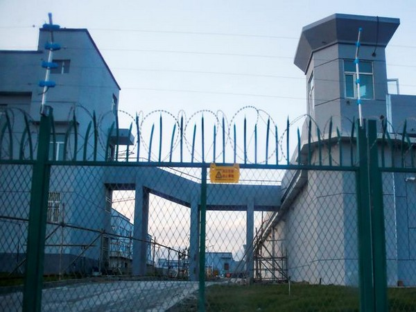 Detention camps for Uighur Muslims in Xinjiang