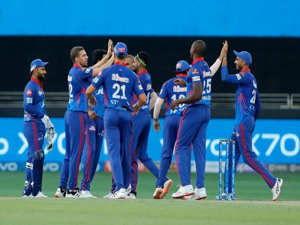 Delhi Capital players (Photo: Twitter/IPL)