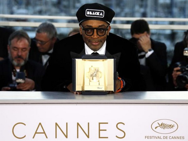 Spike Lee at Cannes Film Festival