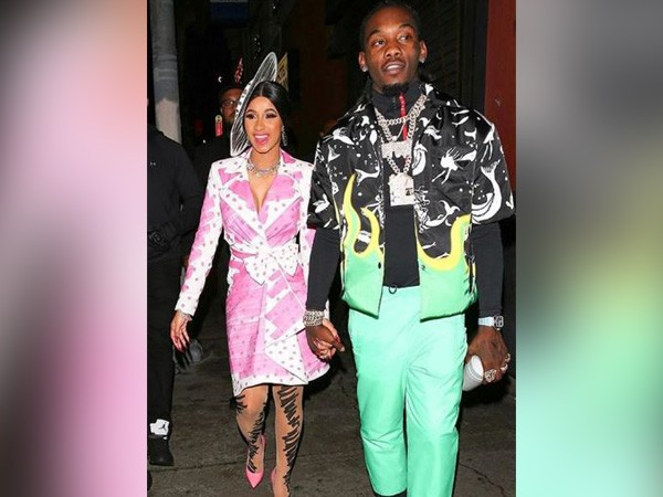 Cardi B and Offset, Image courtesy: Instagram