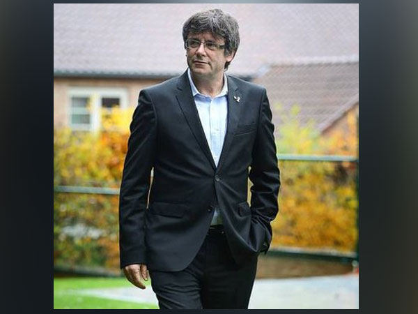 Catalan politician Carles Puigdemont (Photo/Puigdemont's Twitter)