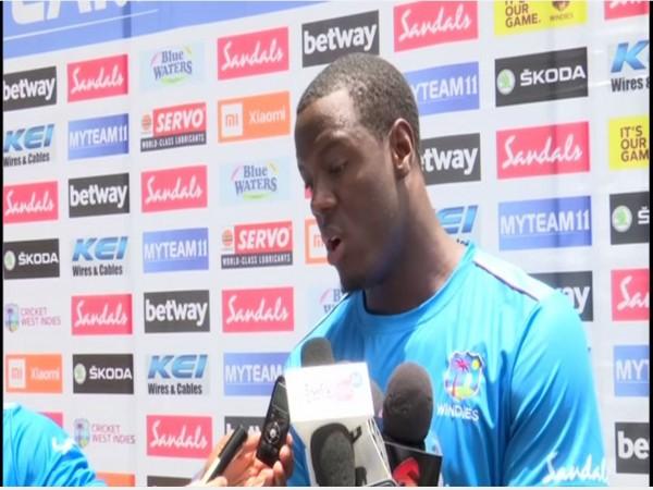West Indies all-rounder Carlos Brathwaite (file image)
