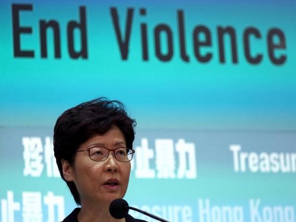 Hong Kong Chief Executive Carrie Lam (Reuters)