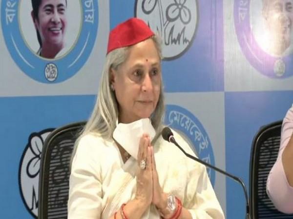 Actor-turned-politician Jaya Bachchan. (File photo)