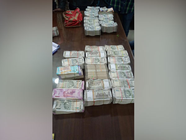 Cash worth Rs 81 Lakh seized by Police at Badambadi Police Station in Cuttack