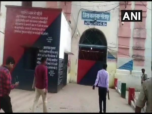 CBI team arrived at Sitapur district jail for questioning Kuldeep Singh Sengar