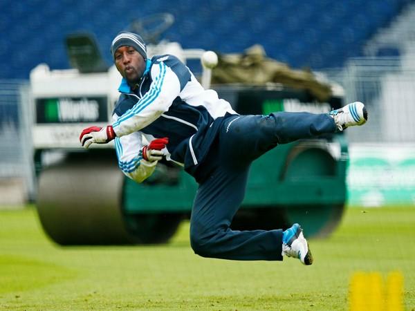 Former England batsman Michael Carberry.