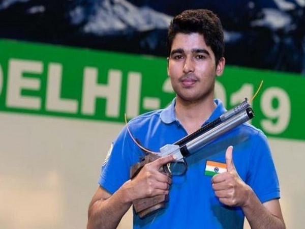 Indian shooter Saurabh Chaudhary