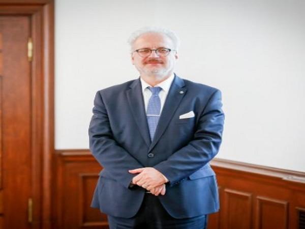 President of Latvia Egils Levits