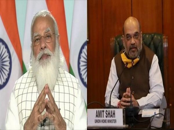 Prime Minister Narendra Modi and Home Minister Amit Shah (File Photo)