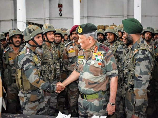 Army Chief visits Para brigade in Agra on Sunday