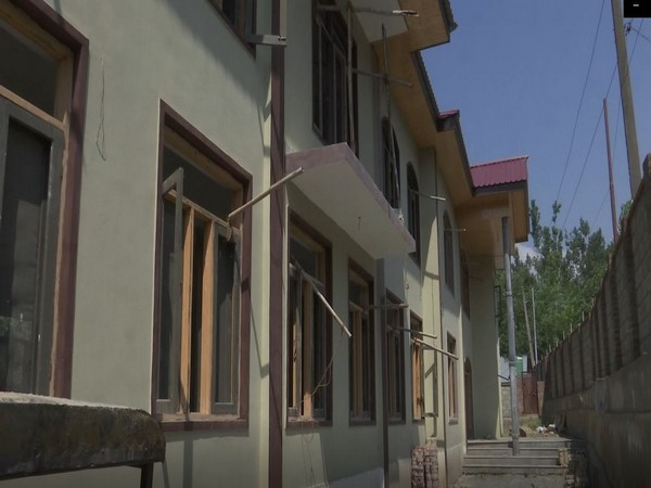 entral Government is constructing a community facilitation centre in Srinagar [Photo/ANI]