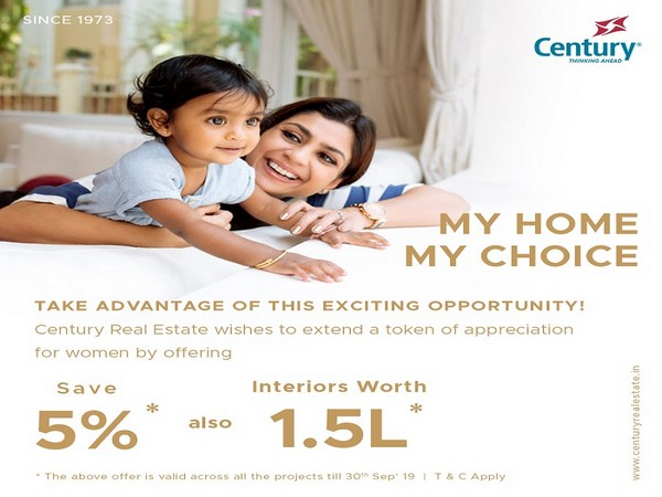 Century Real Estate - My Home My Choice offer