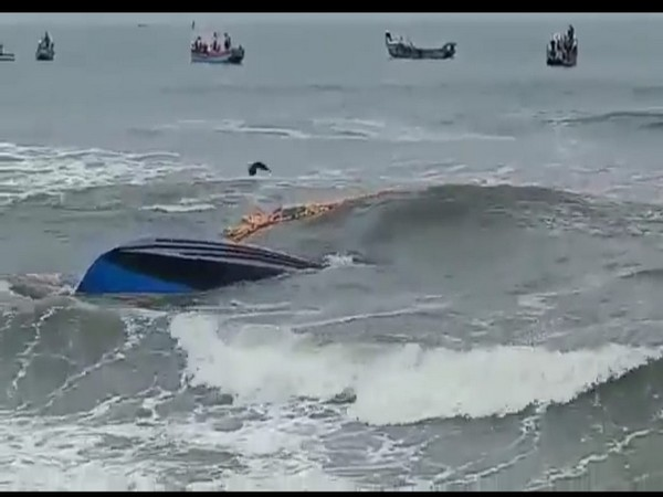 visual from the incident (Photo/ANI)