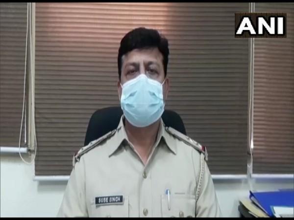 PRO of Faridabad Police, Sube Singh