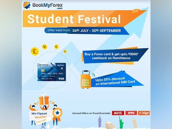 BookMyForex Student Festival