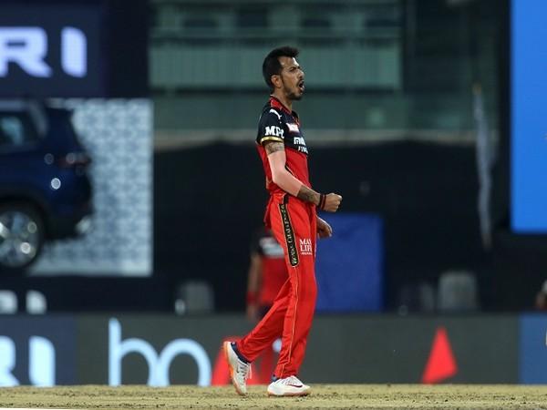 RCB spinner Yuzvendra Chahal (Image: BCCI/IPL)