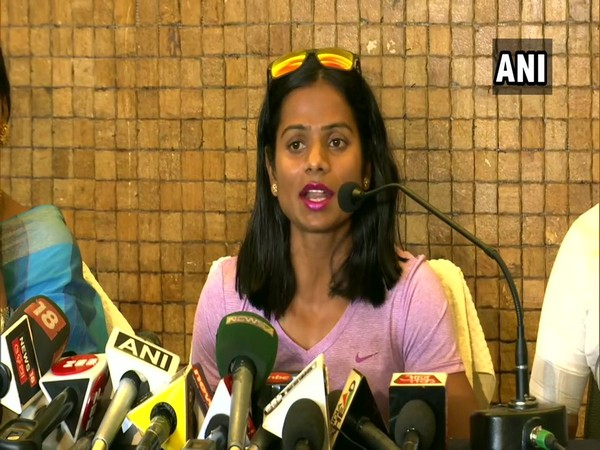 Sprinter Dutee Chand (File image)