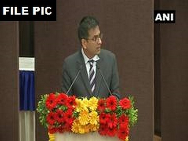 Justice DY Chandrachud [Photo/ANI]