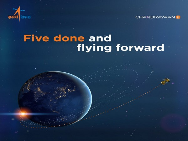 Chandryaan-2 (pic courtesy ISRO)
