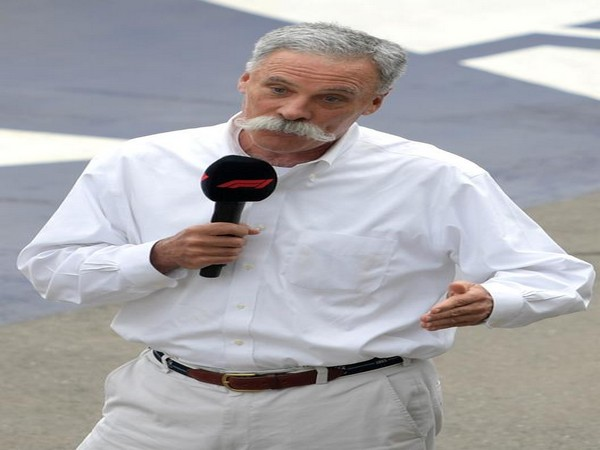 Formula One group CEO Chase Carey