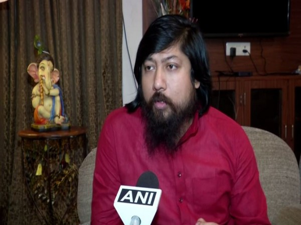 Minister of State (MoS) for Home Affairs Nisith Pramanik (Photo/ANI)