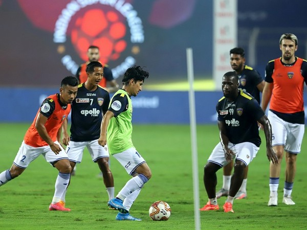 Chennaiyin FC and FC Goa will lock horns in a must win encounter on Saturday (Image: ISL)
