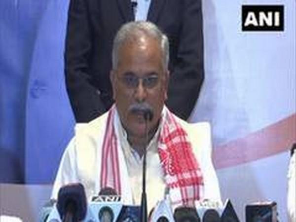 Chhatisgarh CM Bhupesh Baghel (File photo)