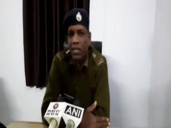 Mungeli Additional Superintendent of Police Kamleshwar Chandel