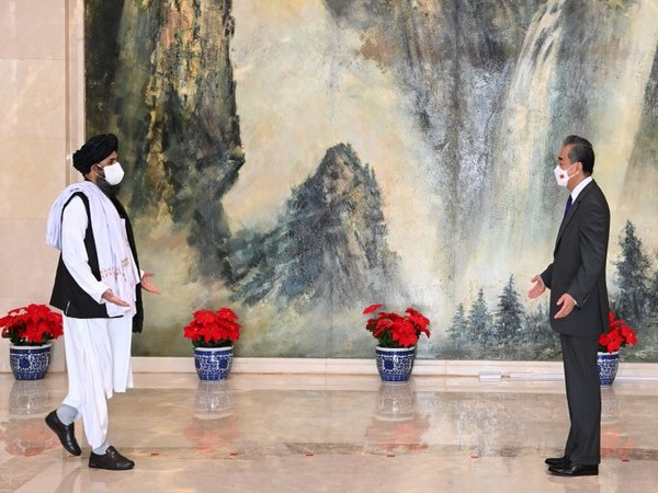 In July, Chinese Foreign Minister Wang Yi met with Taliban representative in Tianjin.