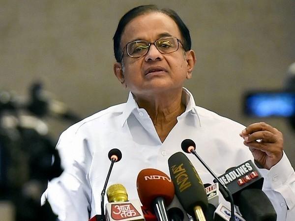 Former finance minister and senior Congress leader P Chidambaram (file photo)