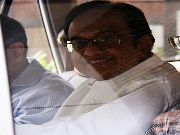 Former Union Finance Minister P Chidambaram (File photo)