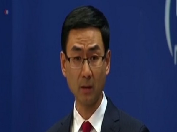 China's Foreign Ministry spokesperson Geng Shuang (File photo)