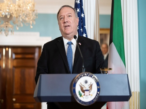 Former US Secretary of State Mike Pompeo.