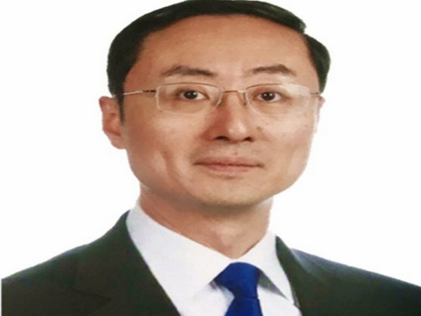 Chinese Ambassador to India Sun Weidong. (Photo courtesy:  Sun Weidong twitter handle)