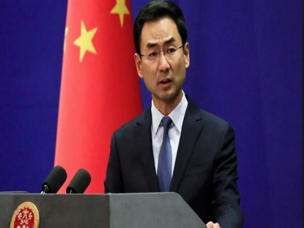 Chinese Foreign Ministry spokesperson Geng Shuang. (File photo)