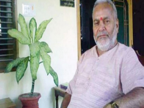 Former union minister Swami Chinmayanand (File photo)