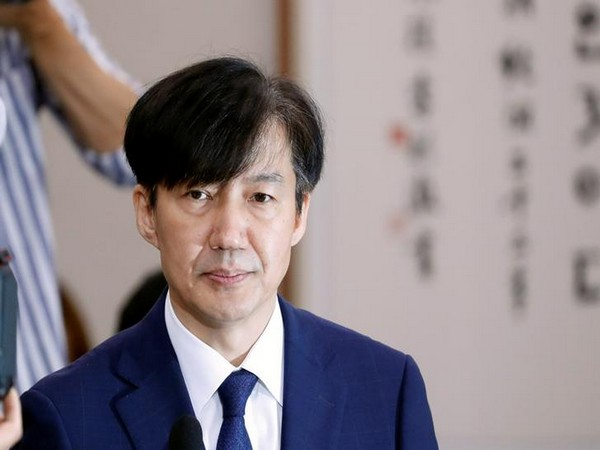 South Korean Justice Minister Cho Kuk (Photo/Reuters)