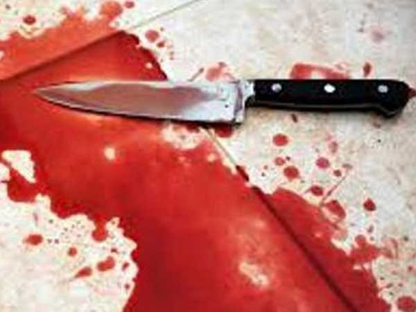 Some witnesses were quoted as saying that the attacker used a knife in the attack.