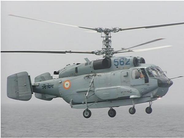 Kamov-31 chopper (File photo)