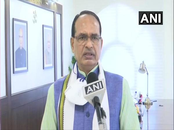 Madhya Pradesh Chief Minister Shivraj Singh Chouhan (File photo)