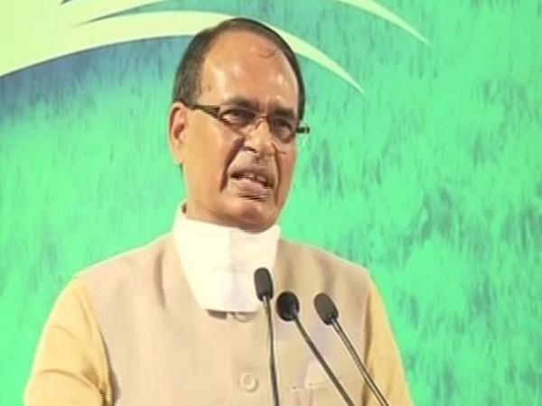 Madhya Pradesh Chief Minister Shivraj Singh Chouhan (Photo: ANI)