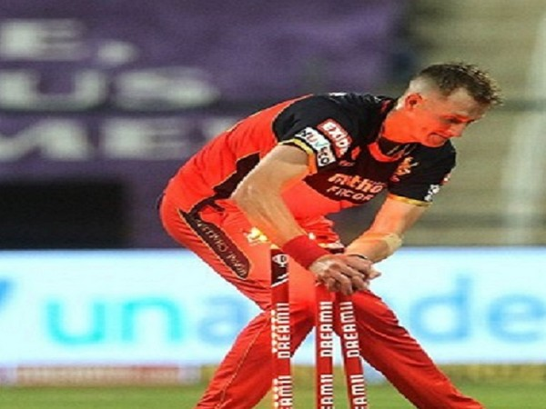 RCB all-rounder Chris Morris (Image: BCC/IPL)