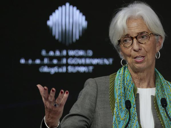 Lagarde will formally step down on September 12